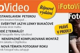 Říjnové FotoVideo oslavuje!