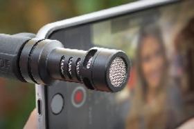 Externí mikrofony pro mobil a tablet
