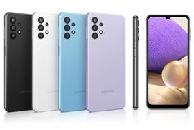 5G za nevídane nízku cenu: Samsung predstavuje Galaxy A32 5G