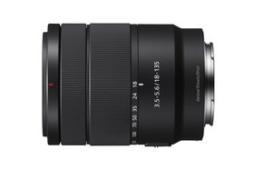 Sony E 18–135 mm F3.5–5.6