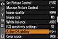 Nikon Active D-Lighting (ADL)
