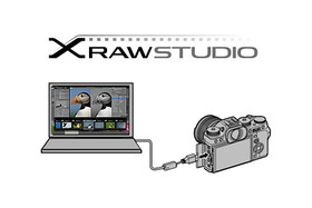 X RAW STUDIO