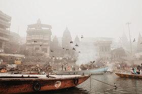 Fotograf zachytáva každodenný život ľudí v Indii