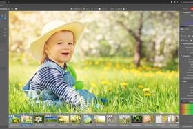Zoner Photo Studio X výrazne zrýchľuje prácu s RAW súbormi a umelá inteligencia zistí tváre na fotke