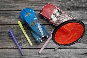 Farebné filtre v digitálnej ČB fotografii
