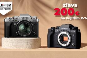 Akcie Fujifilm X máj - jún