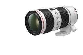 Canon modernizoval objektívy pre profesionálov