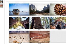 Ako vytlačiť viac fotiek na jeden papier