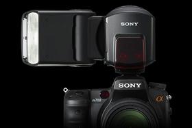 Sony a systémové blesky