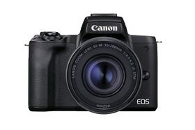 Canon predstavuje bezzrkadlovku Canon EOS M50 Mark II
