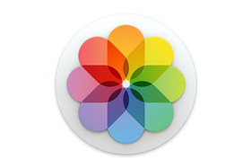 Mac OS: Fotky