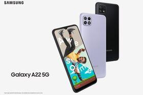 Samsung rozširuje svoje portfólio smartfónov strednej triedy a predstavuje modely Galaxy A22 a Galaxy A22 5G