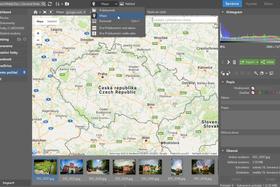 Ako priradiť GPS súradnice k fotografiám
