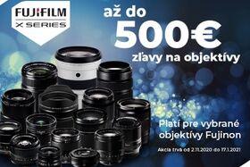 Fujifilm X akcie