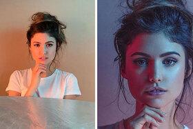 Umelec zobrazuje zákulisie dokonalých fotografií na Instagrame