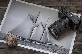 ČB fotografia digitálne - tlač