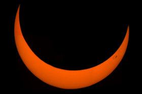 Čiastočné zatmenie Slnka 20. marca 2015
