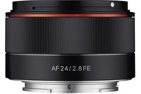 Samyang uvádí nový objektiv AF 24mm F2.8 Sony FE