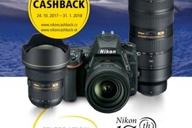 Nikon - Zimný Cashback