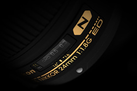 Nikon AF-S Nikkor 24/1,8G ED