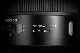 Tamron AF SP 85mm F/1.8 Di VC USD