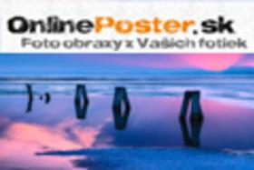 OnlinePoster.sk - tlač fotiek na plátno