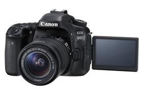 Canon nová zrkadlovka EOS 80D a objektív EF-S 18-135mm f/3.5-5.6 IS USM
