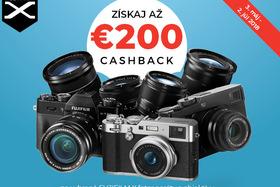 Cashback Fujifilm - Máj / Jún 2018
