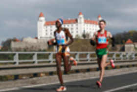 ČSOB Bratislava Marathon 2012