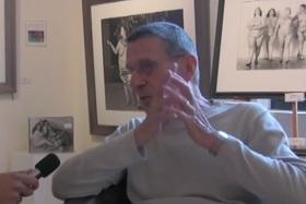 """Leonard Nimoy_rozhovor o projekte """"Secret Selves""""."""