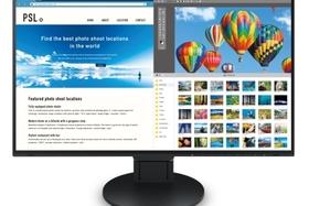 EIZO uvádí na trh první tenkorámečkový 27palcový monitor 4K