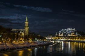 Salzburg stojí za návštevu v každom ročnom období