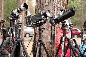 """Fotografovanie """"Firefall"""" v Yosemitskom národnom parku"""