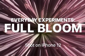 Shot on iPhone 12 — Everyday Experiments: Full Bloom | Apple