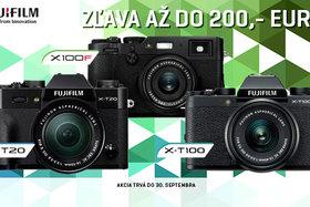 Jesenné akcie Fujifilm