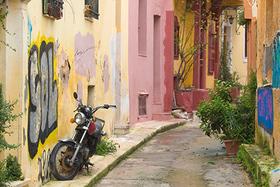 NIKKOR Trip Atény