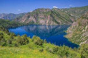 Sary-Chelek - skrytý poklad Kirgizska
