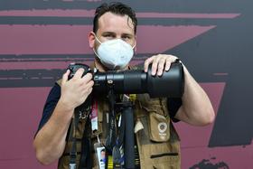 Martin Baumann: Ako sa fotila tokijská olympiáda