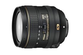 Cestujte prvou triedou s novým objektívom AF-S DX NIKKOR 16 – 80 mm f/2,8 – 4E ED VR