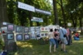 Parkové výstavy fotografií