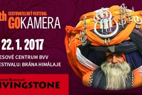 Cestovatelský festival GO Kamera