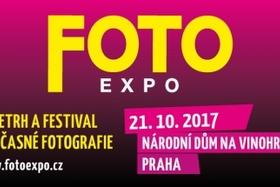 Svátek všech fotografů FOTOEXPO 2017 se blíží!