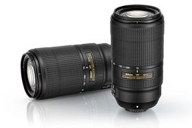 Nikon AF-P NIKKOR 70 – 300mm f/4.5 – 5.6E ED VR
