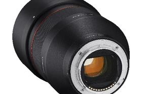 Rychlý portrétový objektiv pro Sony