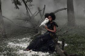 Ľudia zverejňujú fotografie čiernych žien z fantasy fotenia a obrázky sú ohromujúce