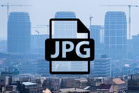 Deštruktívne a nedeštrutívne spracovanie JPG