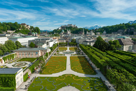 Salzburg - svetové javisko
