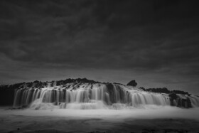 Čiernobiele fotografie od Daniela Tjongariho