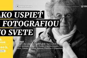 Webinár s fotografom Yurim Dojcom - Ako uspieť s fotografiou vo svete