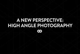 Nová perspektíva - fotografia z vysokého uhla